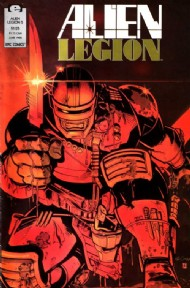 Alien Legion (2nd Series) 1987 - 1990 #5