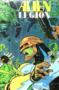 Alien Legion (2nd Series) 1987 - 1990 #6