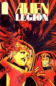 Alien Legion (2nd Series) 1987 - 1990 #8