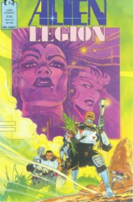 Alien Legion (2nd Series) 1987 - 1990 #9
