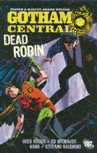 Gotham Central: Dead Robin 2007
