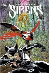 Gotham City Sirens: Song of the Sirens 2011