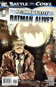 Gotham Gazette: Batman Alive? 2009