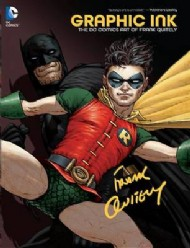 Graphic Ink: the DC Comics Art of Frank Quitely 2014