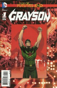 Grayson: Futures End 2014 #1