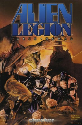 Alien Legion (2nd) #1