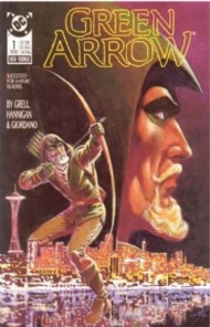 Green Arrow (1st Series) 1988 - 1998 #1