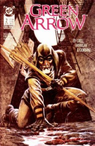 Green Arrow (1st Series) 1988 - 1998 #2