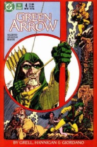 Green Arrow (1st Series) 1988 - 1998 #4