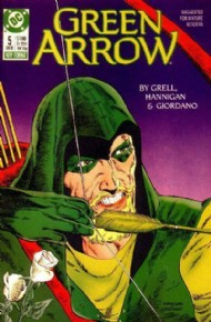 Green Arrow (1st Series) 1988 - 1998 #5