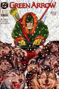Green Arrow (1st Series) 1988 - 1998 #8
