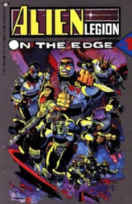 Alien Legion: on the Edge 1990 - 1991 #1