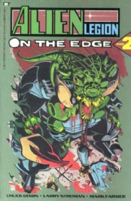 Alien Legion: on the Edge 1990 - 1991 #2