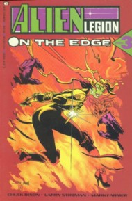 Alien Legion: on the Edge 1990 - 1991 #3