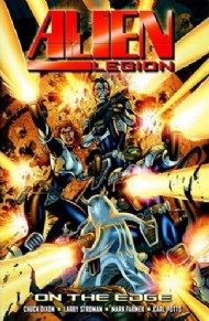 Alien Legion: on the Edge 1990 - 1991 #0