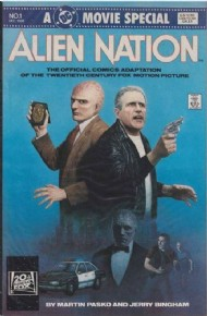 Alien Nation 1988 #1