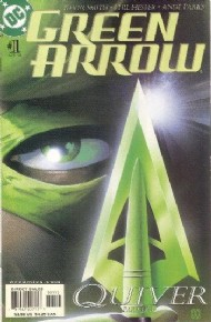Green Arrow (2nd Series) 2001 - 2007 #1