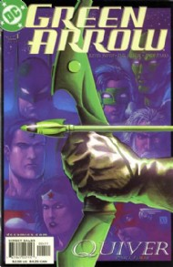 Green Arrow (2nd Series) 2001 - 2007 #4