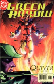 Green Arrow (2nd Series) 2001 - 2007 #6