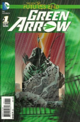 Green Arrow (4th Series): Futures End #1