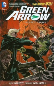 Green Arrow (4th Series): Harrow 2013 #3