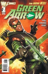 Green Arrow (4th Series): the Midas Touch 2012 #1