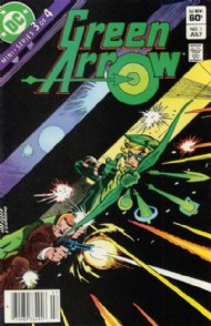 Green Arrow (Limited Series) 1983 #3