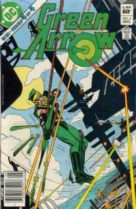 Green Arrow (Limited Series) #4