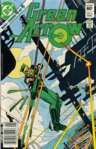 Green Arrow (Limited Series) 1983 #4