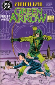 Green Arrow Annual 1988 #1