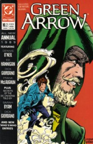Green Arrow Annual 1988 #2