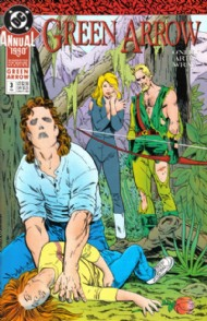 Green Arrow Annual 1988 #3