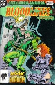 Green Arrow Annual 1988 #6