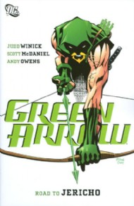 Green Arrow: Road to Jericho 2007 #0