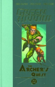Green Arrow: the Archer's Quest 2003