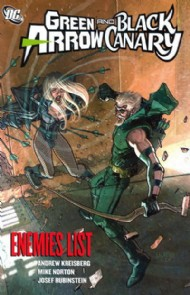 Green Arrow/Black Canary: Enemies List 2009