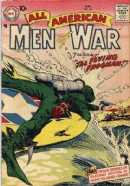 All American Men of War 1952 - 1966 #44