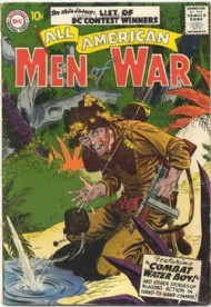 All American Men of War 1952 - 1966 #45