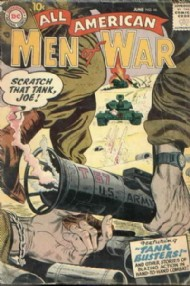 All American Men of War 1952 - 1966 #46