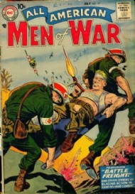 All American Men of War 1952 - 1966 #47