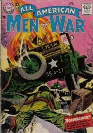 All American Men of War 1952 - 1966 #48