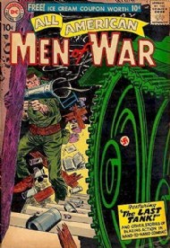 All American Men of War 1952 - 1966 #50