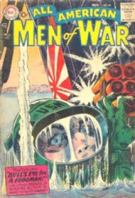 All American Men of War 1952 - 1966 #51