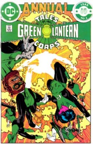 Green Lantern (2nd Series) Annual 1985 #1
