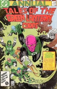 Green Lantern (2nd Series) Annual 1985 #2