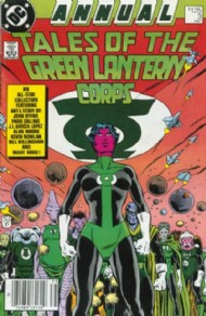 Green Lantern (2nd Series) Annual 1985 #3