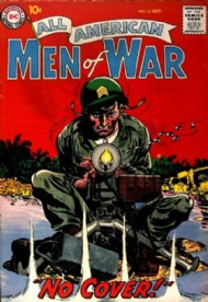 All American Men of War 1952 - 1966 #62