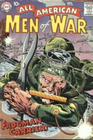 All American Men of War 1952 - 1966 #63