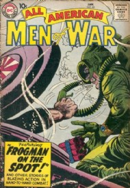 All American Men of War 1952 - 1966 #65