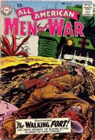 All American Men of War 1952 - 1966 #66